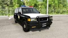 Gavril Roamer texas highway patrol para BeamNG Drive