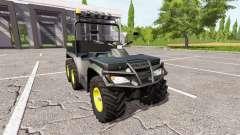Polaris Sportsman Big Boss 6x6 para Farming Simulator 2017