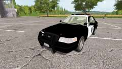 Ford Crown Victoria Police v1.1