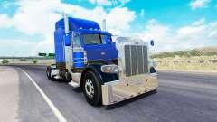 Linhas de pele de 4 no caminhão Peterbilt 389 para American Truck Simulator