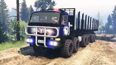 Tatra Terrno 12x12 v2.0 para Spin Tires
