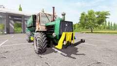 HTZ T 150K de forragem mixer para Farming Simulator 2017