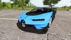 Bugatti Vision Gran Turismo v1.1 para Farming Simulator 2017