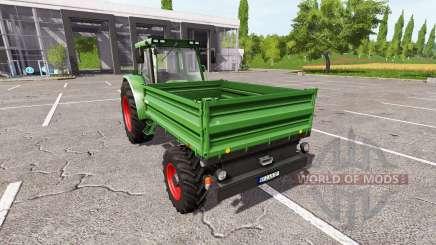 Fendt GT255 v1.0.0.1 para Farming Simulator 2017