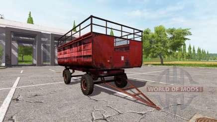 Sinofsky trailer para Farming Simulator 2017