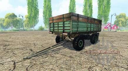 Remorca RM2 para Farming Simulator 2015