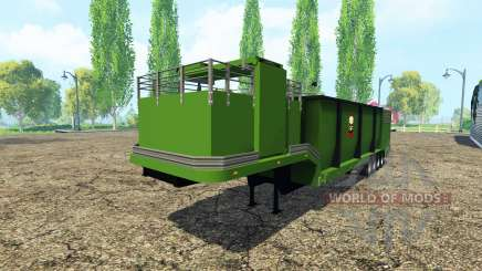 Separarately trailer para Farming Simulator 2015