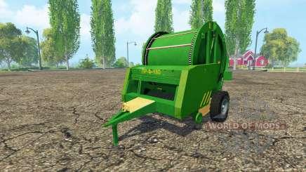 PRF 180 verde para Farming Simulator 2015