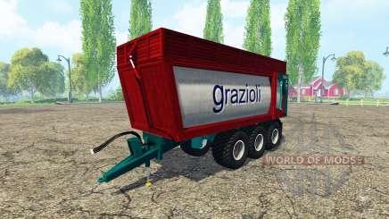 Grazioli Domex 200-6 v2.0 para Farming Simulator 2015