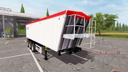 Fliegl GreenLine para Farming Simulator 2017