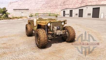 Jeep Hell v0.5.1 para BeamNG Drive