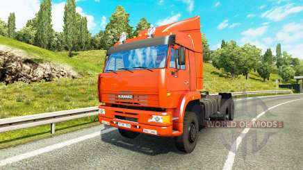 KamAZ 65225-22 para Euro Truck Simulator 2