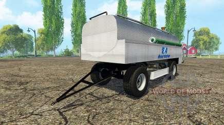 Tank manure v0.8 para Farming Simulator 2015