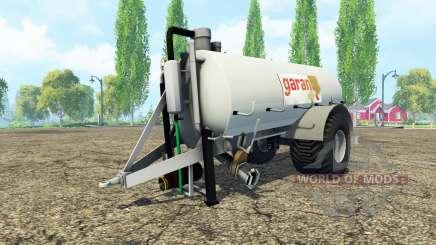 Kotte Garant VE v0.99 para Farming Simulator 2015