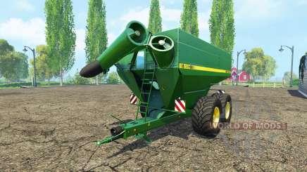 John Deere 650 para Farming Simulator 2015