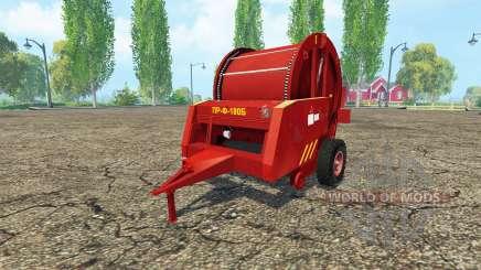PRF 180 vermelho para Farming Simulator 2015