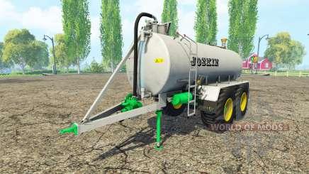 JOSKIN Modulo 2 para Farming Simulator 2015