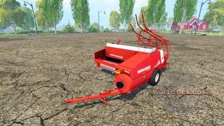 Welger AP730 para Farming Simulator 2015