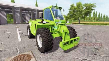 Merlo P41.7 Turbofarmer v1.1 para Farming Simulator 2017