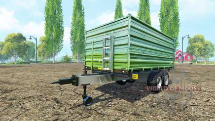Fliegl TDK 80A-88 VR Fox para Farming Simulator 2015