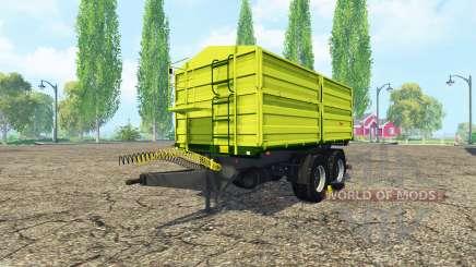 Fliegl TDK 200 v1.1 para Farming Simulator 2015