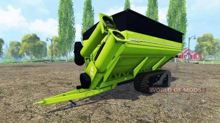 Brent Avalanche 1596 para Farming Simulator 2015