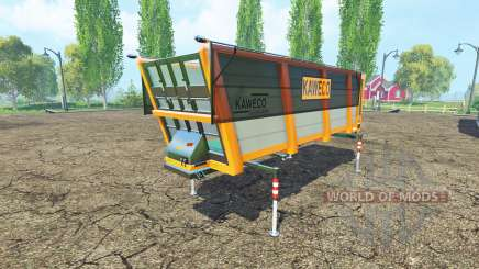 Kaweco PullBox 8000H para Farming Simulator 2015