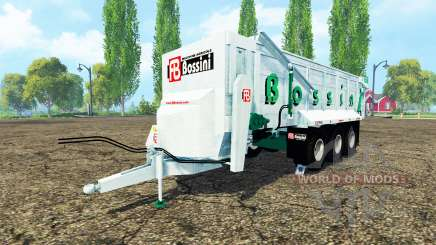 Bossini SG200 DU 26000 para Farming Simulator 2015