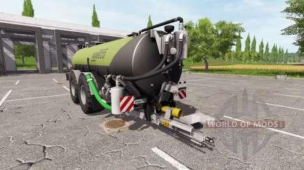 Kaweco 26000l para Farming Simulator 2017