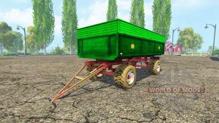 Autosan D44A para Farming Simulator 2015