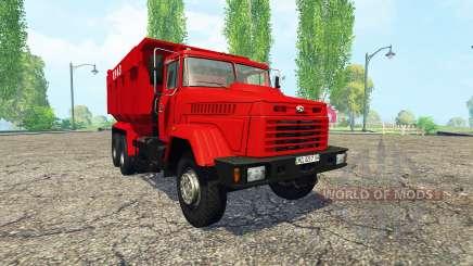 Inicialmente, o 65055 para Farming Simulator 2015