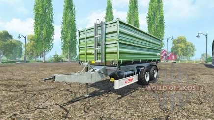 Fliegl TDK 255 para Farming Simulator 2015