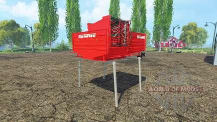 Grimme para Farming Simulator 2015