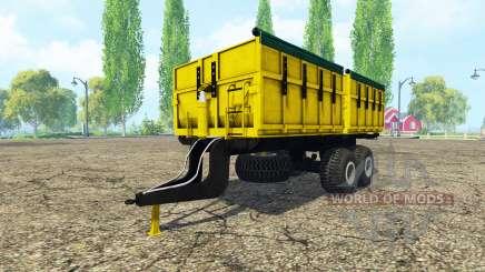 PTS 9 amarelo v2.0 para Farming Simulator 2015
