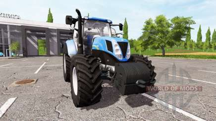 New Holland T7.185 para Farming Simulator 2017