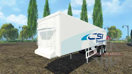Kroger Agroliner SRB3-35 CSI Transport para Farming Simulator 2015