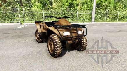 ATV para BeamNG Drive