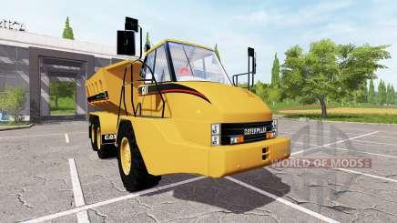 Caterpillar 725A v2.0 para Farming Simulator 2017