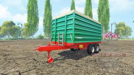 Farmtech TDK 900 para Farming Simulator 2015