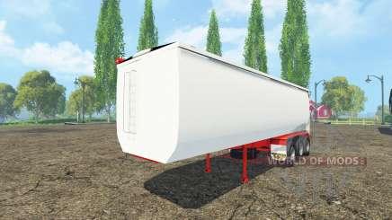 Roadwest Trailer para Farming Simulator 2015