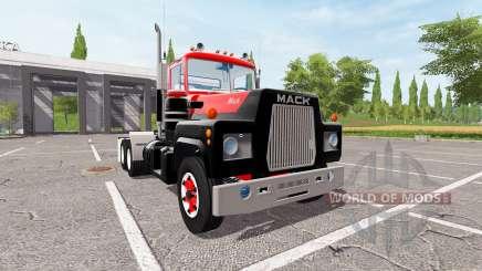 Mack R600 para Farming Simulator 2017