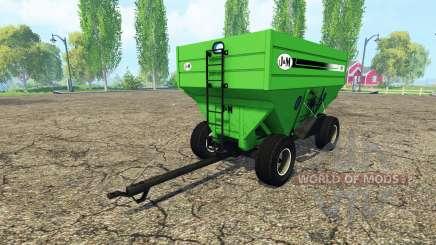 J&M 680 v2.0 para Farming Simulator 2015