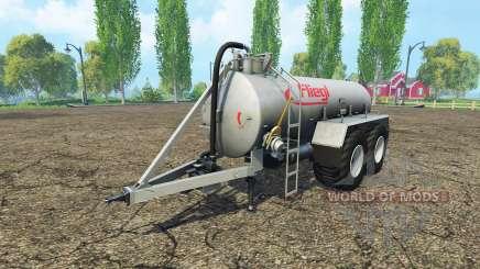 Fliegl VFW 14000 para Farming Simulator 2015