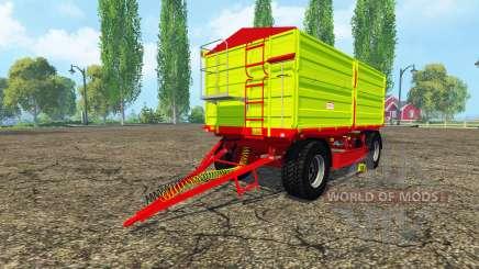 Schmidt tipper trailer para Farming Simulator 2015