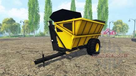 Oxbo para Farming Simulator 2015