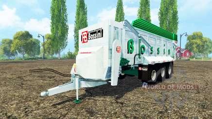 Bossini SG200 DU 34000 para Farming Simulator 2015