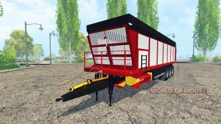 Forage trailer para Farming Simulator 2015