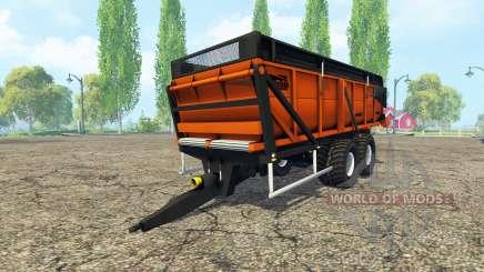 Dezeure TransMAX para Farming Simulator 2015