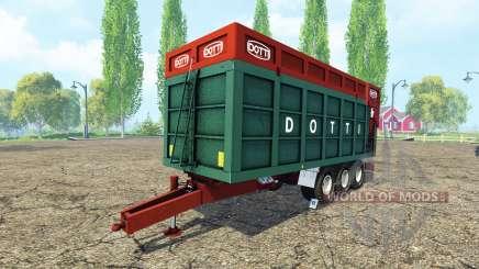 DOTTI Rimorchi MD 200-1 v2.0 para Farming Simulator 2015
