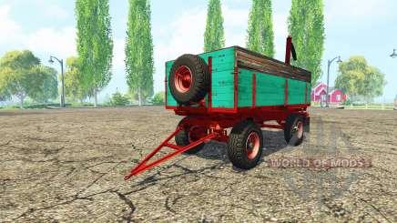 Auger wagons v1.31 para Farming Simulator 2015